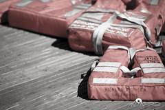 Jackets (Andy_M1981) Tags: street red summer toronto ontario water boat waterfront ships documentary tallships lifejacket 2010 ef70200f28l canon5dmarkii eos5dmarkii wwwunendinghorizonca