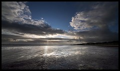north shore (g_cowan) Tags: sea reflection clouds scotland clyde shore northshore ardrossan northayrshire ayrshirecoast