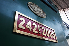 No 242 (roomman) Tags: 2010 spain madrid capital metropolis city town trip museum museo museodelferrocarril del ferrocarril railway railways transport transportation rail rails train trains old vintage estación de delicias estacióndedelicias station building stationbuilding triptomadrid renfe