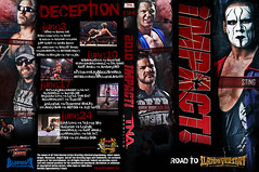 TNA Impact 2010 7 June DVD Cover (kikobluerose) Tags: aj dvd action wrestling sting impact styles covers hulk hogan total nonstop abyss unofficial tna