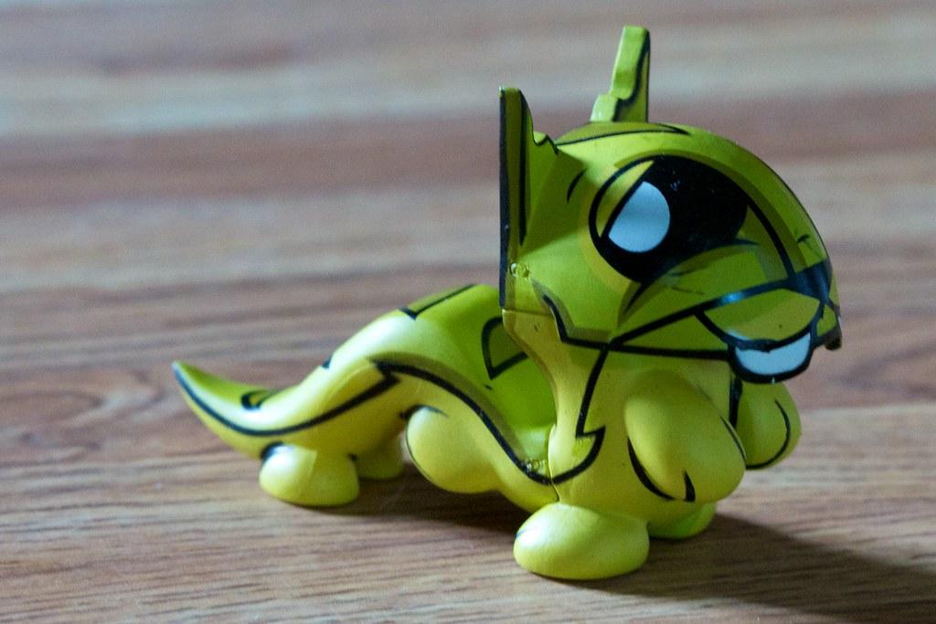 Finders Keepers Kittypillar