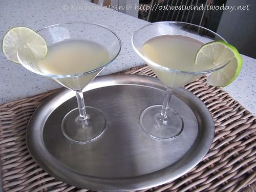 Wodka-Holunderblütensirup