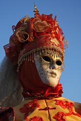 Carnaval Venise 2009 (Maillekeule) Tags: carnival venice mask carnaval venise carnevale venezia masque