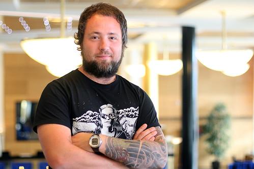 Claes Olsen er bookingsjef på Øyafestivalen