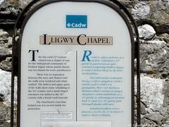 LLigwy Chapel  Sign (Shug1) Tags: sign chapel llugwy