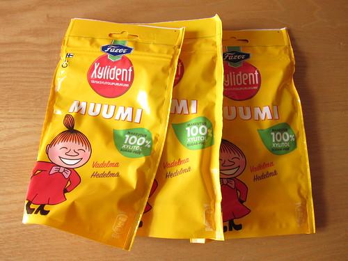 Muumi gum