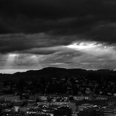 "Rev. Cleophus: ""DO YOU SEEEE THE LIGHT?!"" (Jürg) Tags: himmel wolken stgallen hdr wetter"