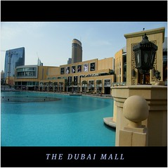 <b>The Dubai Mall&#13;&#10;&#13;&#10;&#13;&#10;The Dubai Mall is the world's largest shopping mall based on total area and sixth largest by gross leasable area. Located in Dubai, United Arab Emirates, it is part of the 20-billion-dollar Burj Khalifa complex, and includes 1,200 shops. Access to the mall is provided via Doha Street, rebuilt as a double-decker road in April 2009.&#13;&#10;&#13;&#10;Twice delayed, Dubai Mall opened on November 4, 2008, with about 600 retailers, marking the world's largest-ever mall opening in retail history. However it is not the largest in gross leasable space, and is surpassed in that category by several malls including the South China Mall, which is the world's largest, Golden Resources Mall, SM City North Edsa, and SM Mall of Asia.&#13;&#10;&#13;&#10;The Dubai Mall has recorded a visitor turn-out of more than 60,000 tickets sold for the Dubai Aquarium and Discovery Centre in the first five days, following its opening. The Dubai Mall hosted over 37 million visitors in its first year of operation, and attracts more than 750,000 visitors every week.&#13;&#10;&#13;&#10;&#13;&#10;SOME WORLD RECORDS PLEASE:&#13;&#10;&#13;&#10;# Largest mall in the world with total area 1,124,000m2.&#13;&#10;&#13;&#10;# Worlds sixth largest mall with Gross Leasable Area (GLA) 350,000m2.&#13;&#10;&#13;&#10;# World's largest acrylic panel (Aquarium) inside Dubai Mall, which is (32.88 m wide × 8.3 m high × 750 mm thick and weighing 245 tons).&#13;&#10;&#13;&#10;# World's largest sweet shop &quot;Candylicious&quot; spanning over 10,000 sq ft inside Dubai Mall.&#13;&#10;&#13;&#10;# Dubai Mall records more than 5 million visitors in the month of March,2010 during the one-month Dubai Shopping Festival, setting an all-time record in visitor footfall.&#13;&#10;&#13;&#10;# The Dubai Mall hosted a record 37 million visitors in its first year of operation,and attracts more than 750,000 visitors every week.&#13;&#10;&#13;&#10;# Dubai Mall has been named the best shopping experience on 29th April, 2010 by Grazia Style Awards.&#13;&#10;&#13;&#10;BY&#13;&#10;<a href=