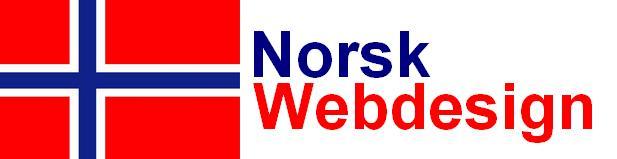 logo norsk webdesign