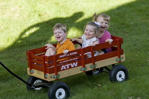 Wagon Ride!