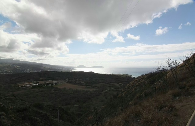 View from Diamond Head