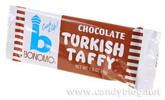 Chocolate Bonomo Turkish Taffy