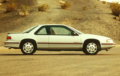 chevrolet 1990 lumina driven