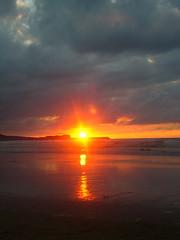 Sunset @ San Vicente de la Barquera, Cantabria (Littlelakes) Tags: ocean sunset spain atlantic cantabria spagna sanvicentedelabarquera