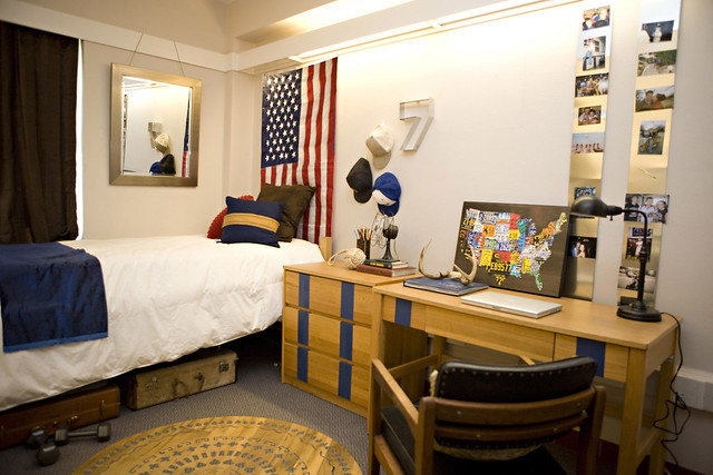 GUY'S DORM ROOM BEFORE AND AFTER  Kara Paslay Design ~ 204436_Dorm Room Ideas For Guys