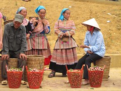 Sunday Market in Bac Ha