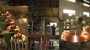 copper-rod-casting-machine