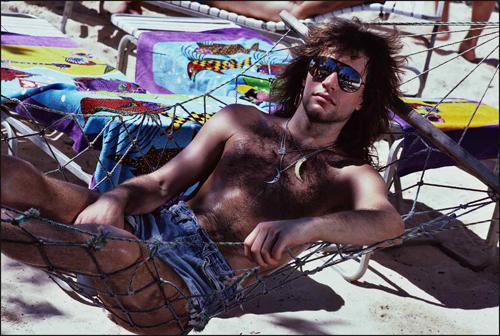 BON JOVI 07 (Jon) Jamaica ©1986