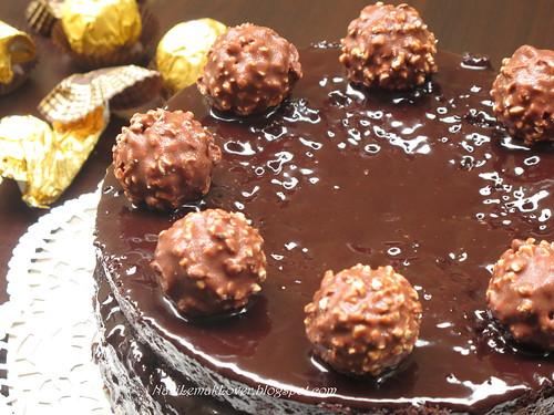 fest chocolate cake
