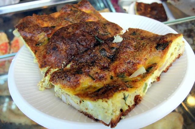 Tunisian Frittata