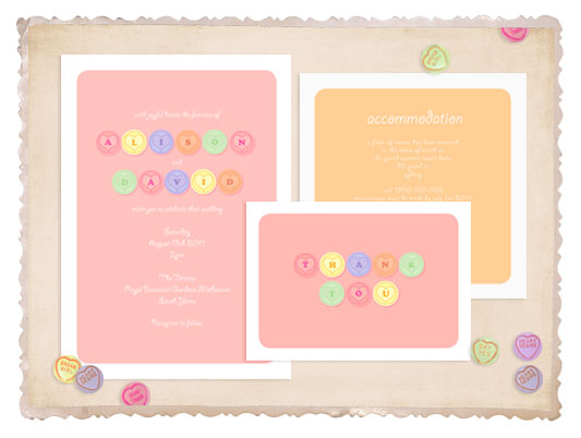 sweet hearts range