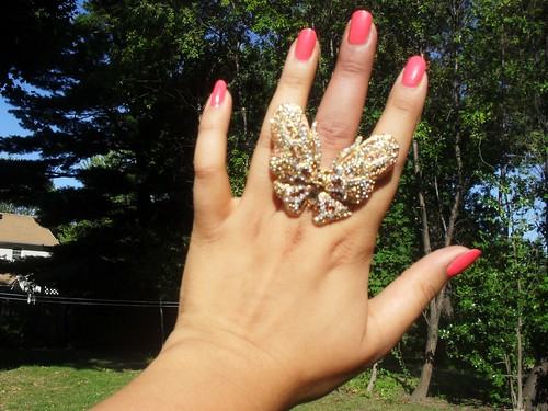 Butterfly ring 3