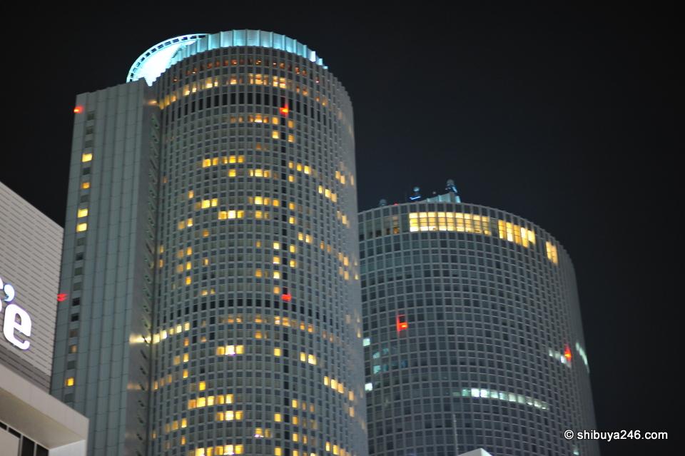 Nagoya Station hotel