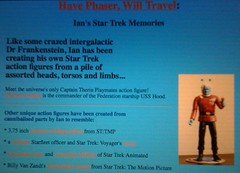 Have Phaser: Ian's Star Trek Memories