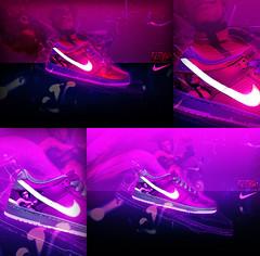 I GOT KICKS V2 (Boss Logic) Tags: david color hope lights shoes neon glow you guys here nike enjoy kicks glowing vs 2009 mock ryu streetfighter 2010 kode sagat abdo bosslogic