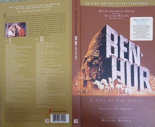 Ben-Hur By Miklos Rozsa