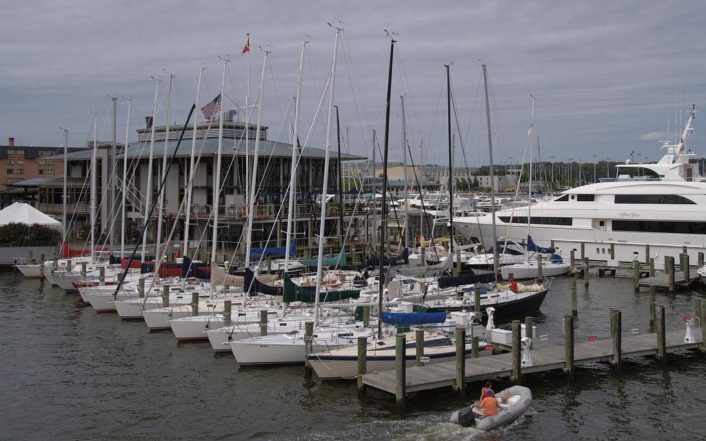 Annapolis Harbor, Md.