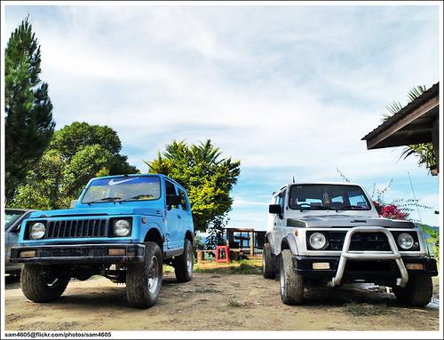 Suzuki SJ410 & Jimny SJ413