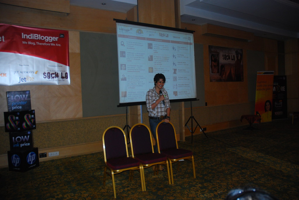 Gul Panag The Human Spirit in a Blog