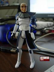 Clone Captain Rex (Rookies)