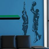 Basketball_1 kids decal