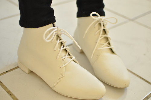 united bamboo booties