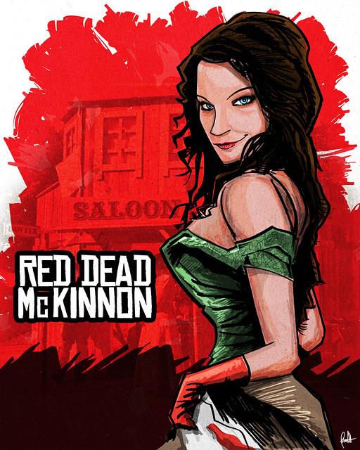 Red Dead McKinnon