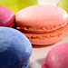 Panna Dolce French Macaron Closeup 3 - Courtesy of Joseph Storch