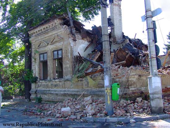 Casa Z(usserman) C - 2010 - demolare - 2