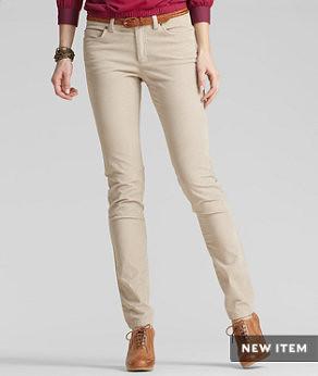 LL Bean Skinny Jeans