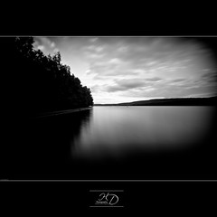 Long Exposure (HD Photographie) Tags: bw france 30 pose long exposure pentax ardennes 110 lac des sp ii nd di if af tamron 1000 forges ld longue vieilles f3545 1024mm k20d asperical tamronspaf1024mmf3545diiildaspericalif lacdesvieillesforges