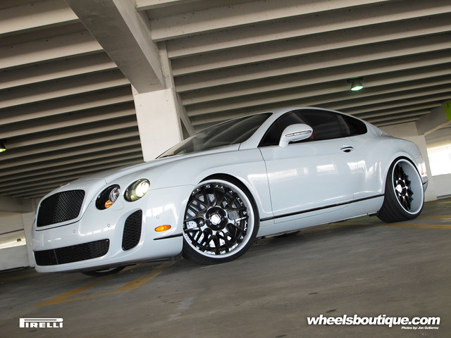 Bentley GT Super Sport 940R by HRE Wheels