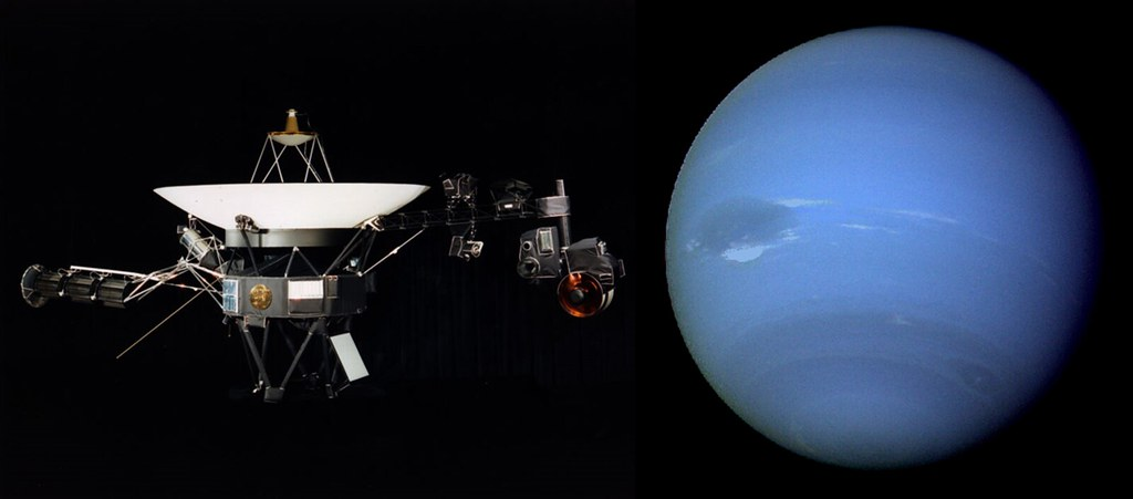 Voyager 2 and Neptune