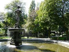 Calais town park