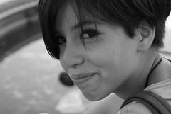 Neruda-20 Poesie d'amore e una canzone disperata (Juno MacG.) Tags: portrait blackandwhite water girl eyes sweet shy sweetness dolcezza biancoenero lentiggini