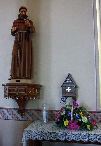 St. Francis of Assisi and Holy Oils
