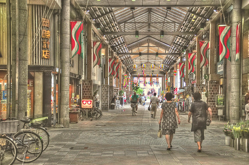Kurashiki City 02 / HDR