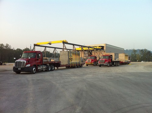 Gearing up for a Box Culvert delivery