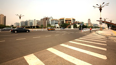 Fuxingmen 9 (David OMalley) Tags: west beijing 北京 西 fuxingmen 复兴门 公主坟 gongzhufen guanganmen 广安门