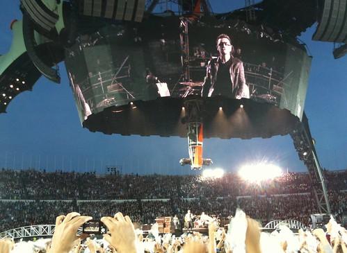 U2, Helsinki, August 20